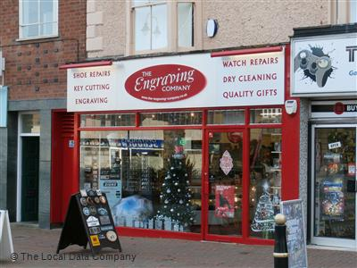 The Engraving Company Cannock